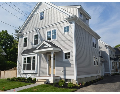 32 Wyvern Street, Unit 32, Boston, MA 02130