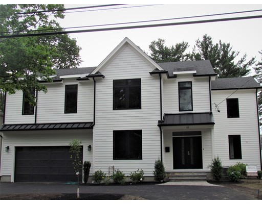 34 Border Road, Needham, MA