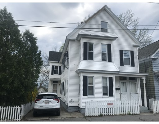 36 Fremont Street, Lowell, MA 01850