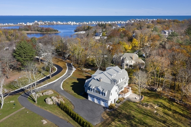 55 Ocean Ledge Drive, Cohasset, MA, 02025, Norfolk Home For Sale