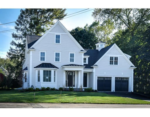 5 Claflin Road, Wellesley, Ma