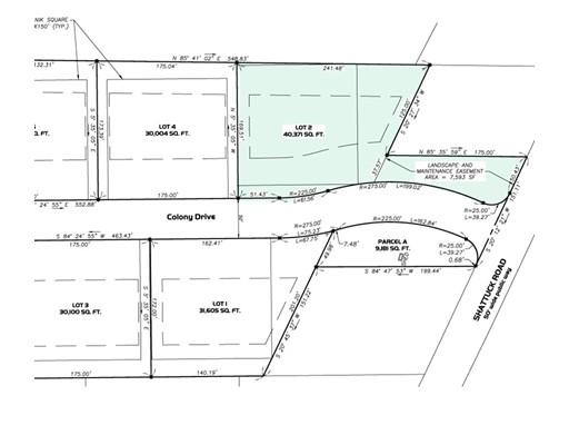 Lot 2 Colony Drive Hadley MA 01035