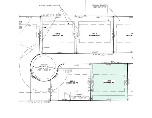 Lot 3 Colony Drive Hadley MA 01035