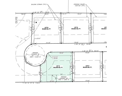 Lot 5 Colony Drive Hadley MA 01035