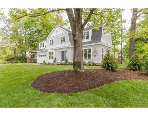 3 Strathmore Road, Wellesley, MA