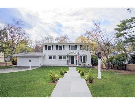 3 Thornberry Road, Winchester, MA