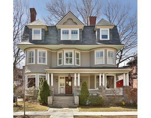 42 Manchester, Brookline, Ma 02446