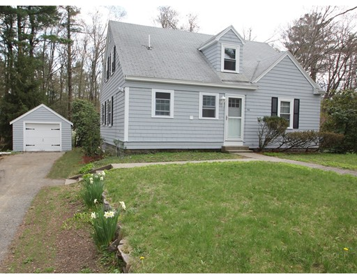 56 Mount Vernon Street, North Reading, MA
