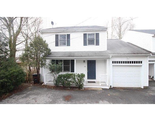 56 Chandler Place, Newton, MA 02464