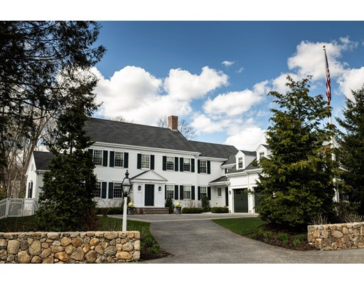 183 Lowell Road, Wellesley, MA