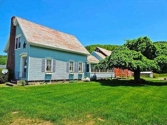 233 Main Street, Shelburne, MA<br>$269,900.00<br>4.31 Acres, 3 Bedrooms