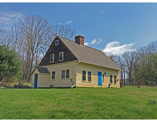 353 Newhall Road, Conway, MA