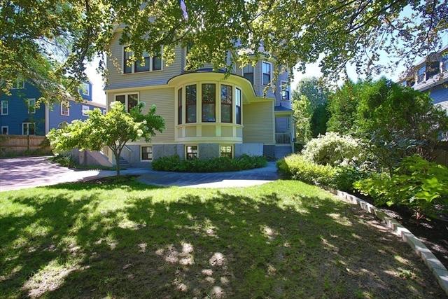9 Walnut Avenue, Cambridge, MA, 02140, Avon Hill Home For Sale