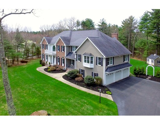 13 Rock Brook Way, Boxford, MA
