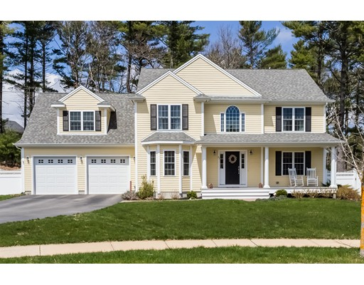 63 Strawberry Farm Road, Marshfield, MA