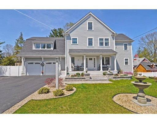 67 Monatiquot Avenue, Braintree, MA