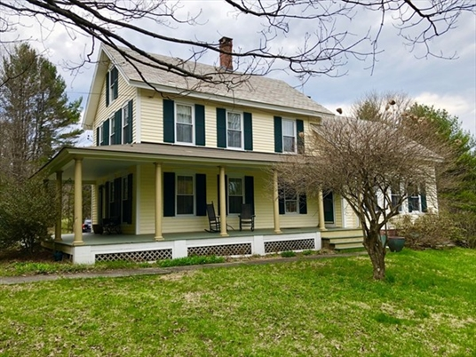162 Greenfield Road, Colrain, MA<br>$389,000.00<br>27.79 Acres, 3 Bedrooms