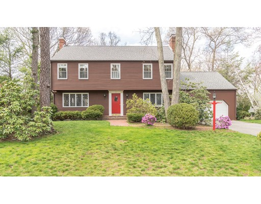 8 Birch Hill Lane, Lexington, MA