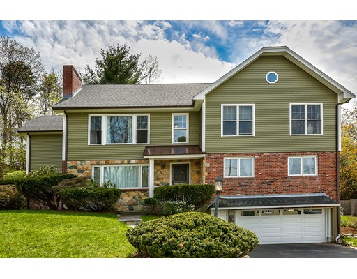 6 Wayne Road, Needham, MA