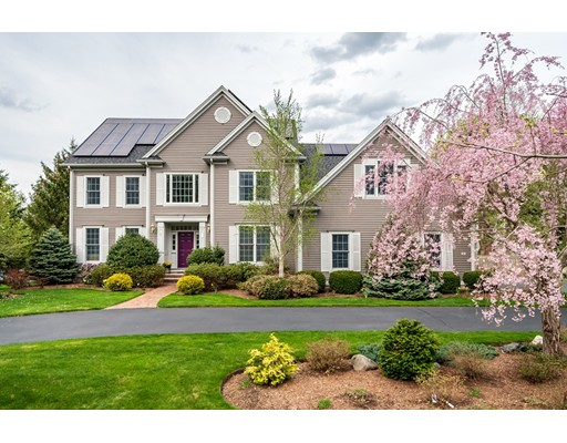 3 Fox Run Lane, Lexington, MA