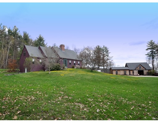 157 Wallace Hill Road, Townsend, MA