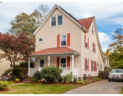 3 Sheridan Street, Lexington, MA