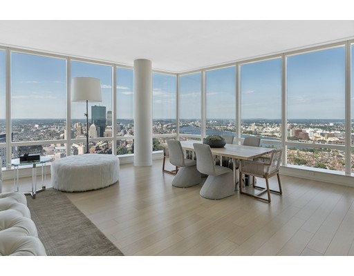 Condominium/Co-Op for sale in Millennium Tower Boston, 5302 Midtown, Boston, Suffolk
