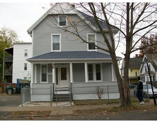 75 Florence Street, Springfield, MA