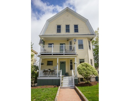 60 Montvale Street Boston MA 02131