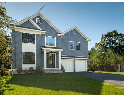 210 Cotton Street, Newton, MA