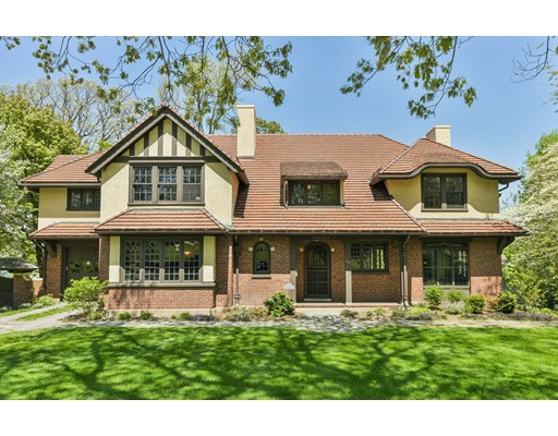 105 Holland Road, Brookline, MA