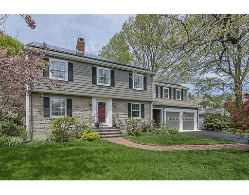 38 REVERE Street, Lexington, MA