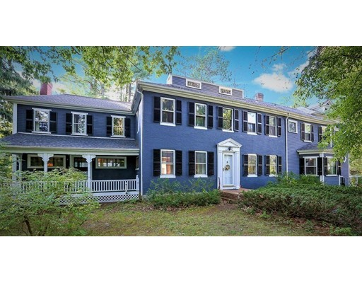 204 Larch Row, Wenham, MA