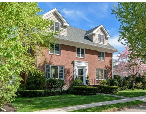 492 Clinton Road, Brookline, MA