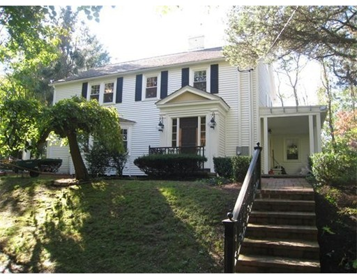 198 Wolcott Road, Brookline, MA 02467