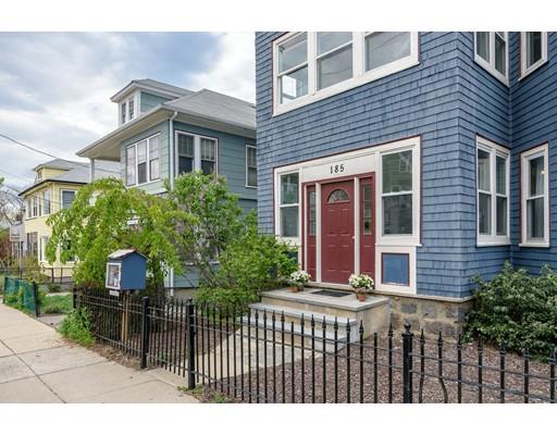 185 Cornell Street, Boston, MA 02131
