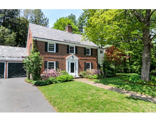 12 Marvin Road, Wellesley, MA