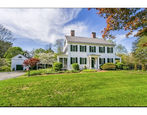 863 Boston Post Road, Weston, MA