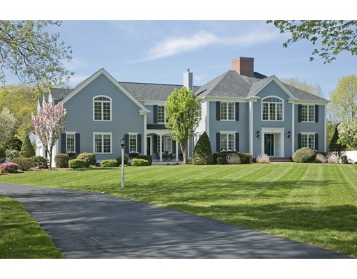 22 Judges Hill Drive, Norwell, MA