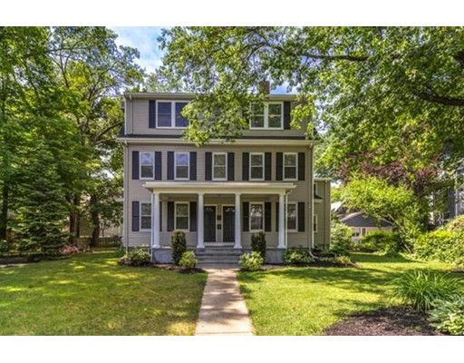 67 Evergreen Avenue, Newton, MA 02466