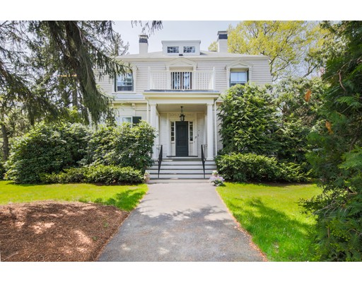 19 Crescent Avenue, Newton, MA