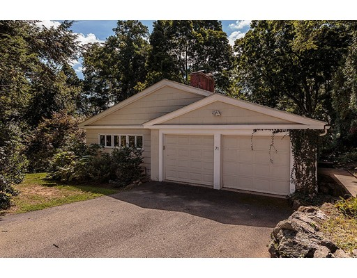 71 Juniper Road, Belmont, Ma 02478