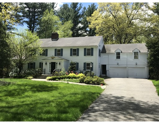 44 Ridge Hill Farm Road, Wellesley, MA