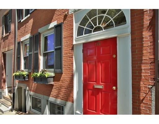 115 Baldwin Street, Boston, MA