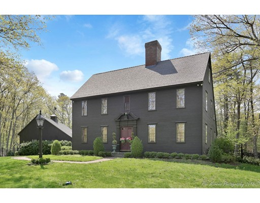 11 Partridge Lane, Boxford, MA