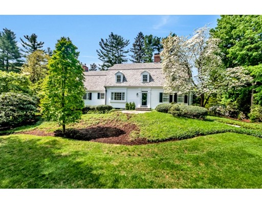 120 Cliff Road, Wellesley, MA