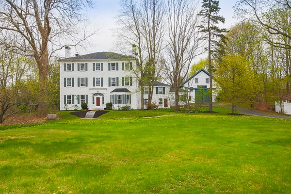 93 Main St, Topsfield, MA, 01983,  Home For Sale