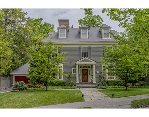 8 Birch Hill Road, Newton, MA