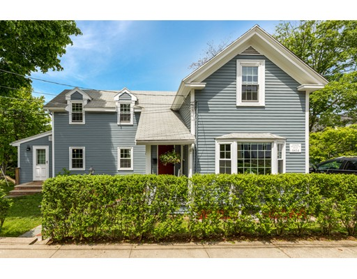 10 Kendall Street, Winchester, MA