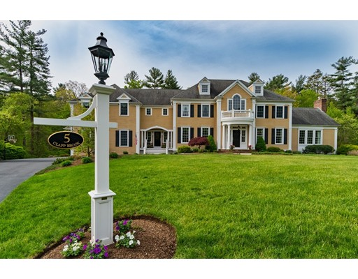 5 Clapp Brook Road, Norwell, MA